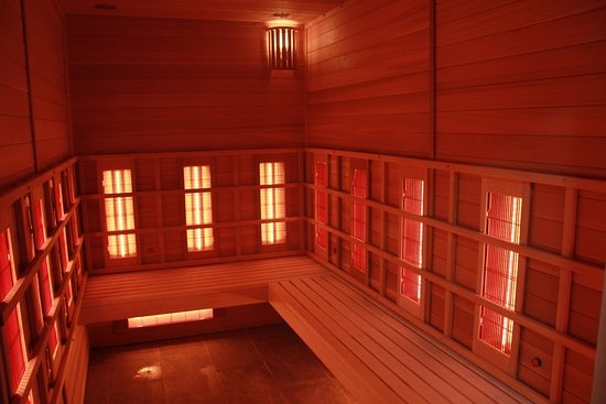 Sangatte, Francia: Sauna