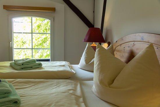 Kyritz, Deutschland: Blick in den Innenhof