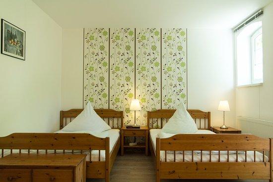 Kyritz, Deutschland: Zweibettzimmer