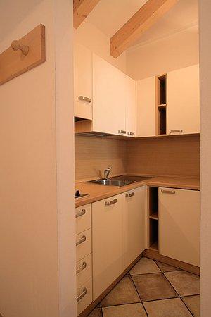 Residence Montebel: Cucina