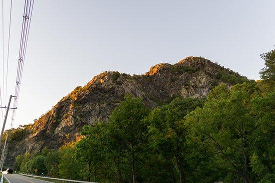 Cold Spring, นิวยอร์ก: Breakneck Ridge