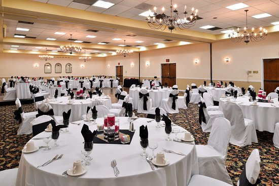 BEST WESTERN Westminster Catering & Conference Center: Private gatherings for 200+ guests