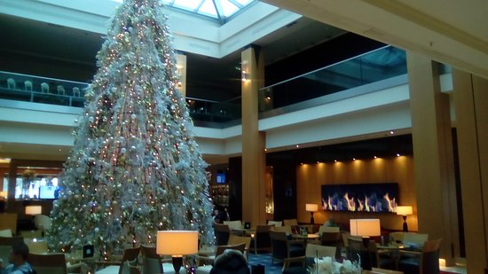 Hilton Vienna: Χριστουγεννιάτικη ατμόσφαιρα.