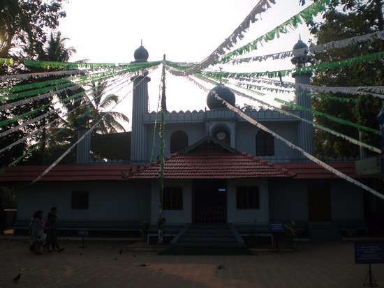 Cheraman Juma Masjid Mosque: Masjid as it stands today