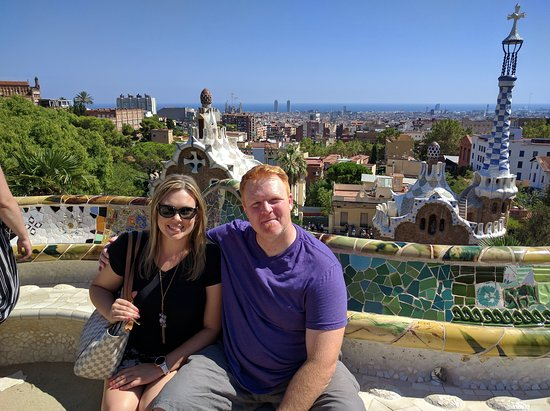 Barcelona Day Tours: Park Guell, a must-see!