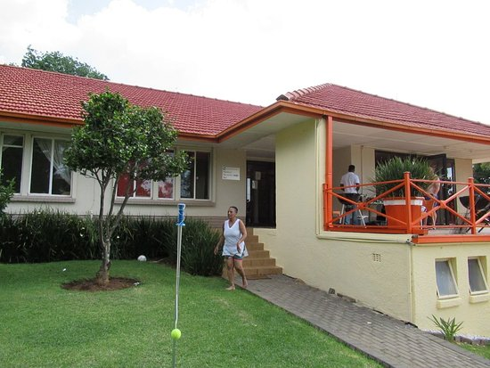 Johannesburg Backpackers Resmi
