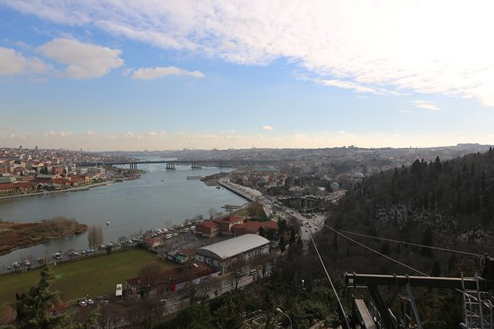 Real Istanbul Tours: Panoramic View of Istanbul