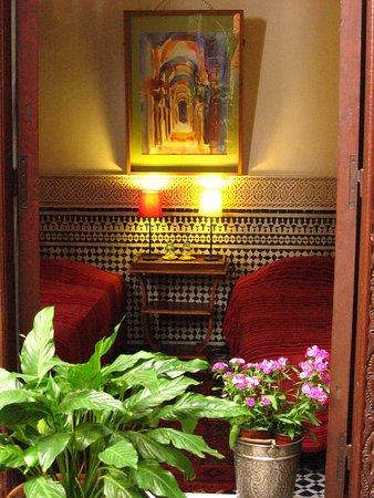 Riad Dar Cordoba: Camas  Suite Cordoba