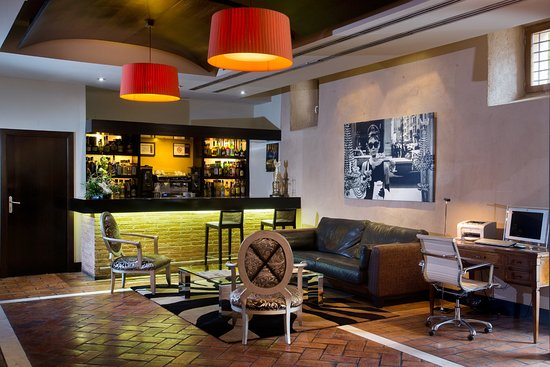 Hotel Monasterio Benedictino: hall