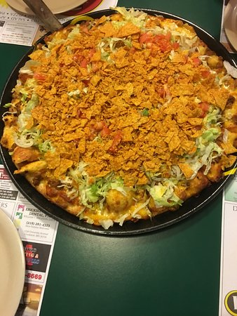 Crookston, MN: Nacho Pizza