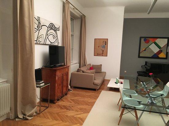 Hotel Altstadt Vienna Wohnzimmer Inkl Flgel In Der Bsendorfer Suite