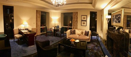 The Peninsula Shanghai: Suite
