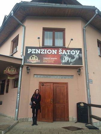 Penzion Satov