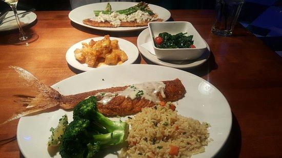 Landry's Seafood House: Dinner