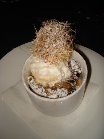New Providence, Nueva Jersey: Warm bread pudding!