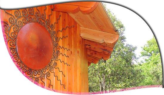 Cazilhac, France: ronde des bois bardage