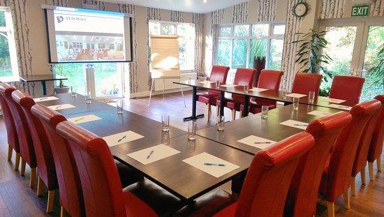 Avis Hotel: Large meeting room