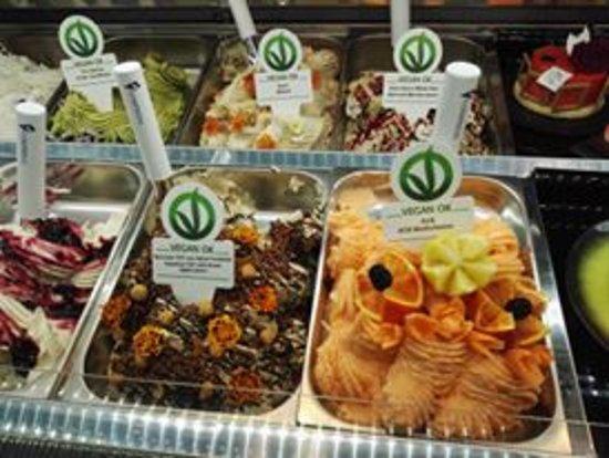RiminiFiera gelato vegano.