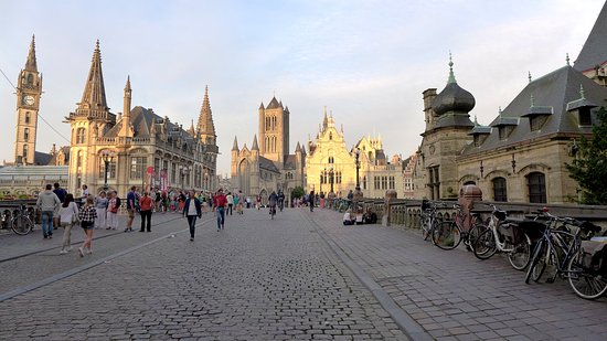 Viva's Ghent Free Tours