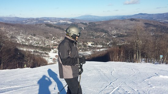 Beautiful Mountain! Warren Vermont