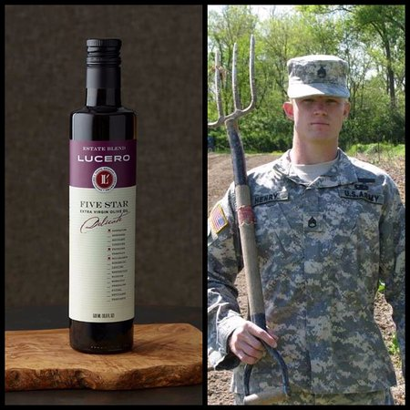 Corning, CA: Any Active or Retired Service Man or Woman gets 20% off in our Tasting Room every day!