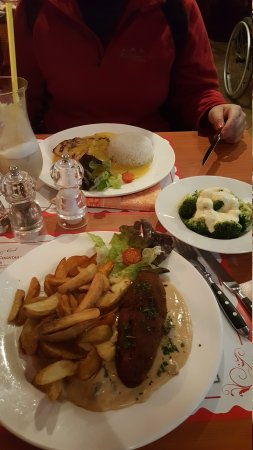 Cor Berlin cor don blur and chicken curry picture of las malvinas steakhaus