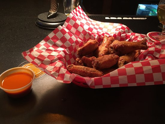 Mio's Clifton: 49 cent wings on Monday night