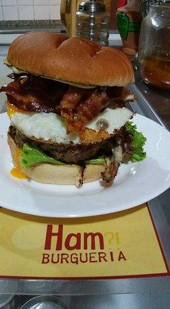 Ham? Burgueria