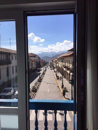 Plaza de Armas Cusco Hotel: 2nd floor room