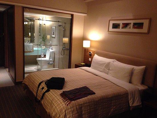 Bagno In Camera Con Vetrata : Camera con vista bagno parete in vetro oscurabile picture of