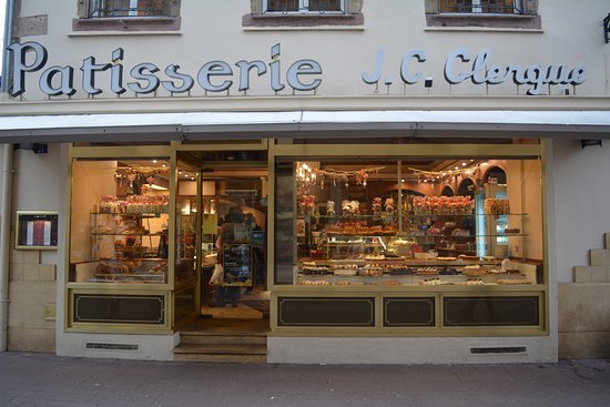 Picture of patisserie confiserie salon the for Salon patisserie