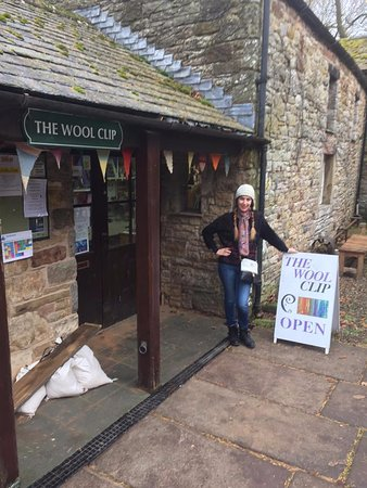 Caldbeck, UK: Wool heaven