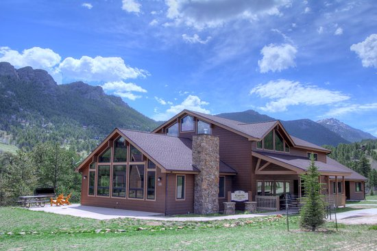 YMCA of the Rockies: Reunion cabin