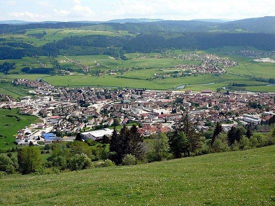 Belvédère du Mont Vouillot