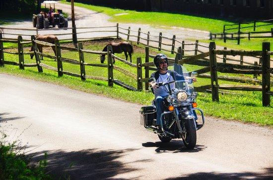 Carnegie, Pensilvania: Riding in Western PA