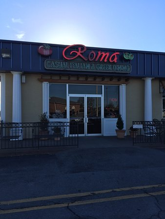 Roma Casual Italian Greek Dining Stephens City Menu Prices Restaurant Reviews Tripadvisor