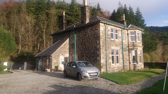 Carradale, UK: Kiloran Guest House. Luxurious Victorian 5 bedroom Boutique Guest House currently being refurbis