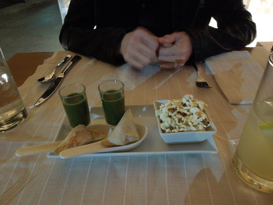 Solana Restaurante: Amuse