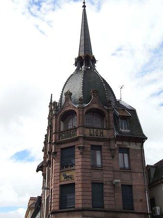 Immeuble du Lion Peugeot