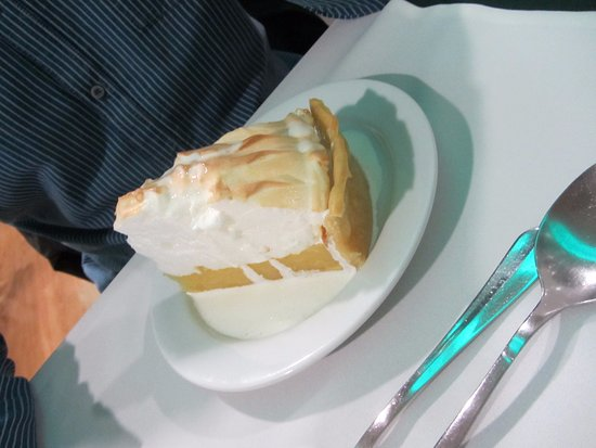X Tonel Restaurante : Lemon Meringue
