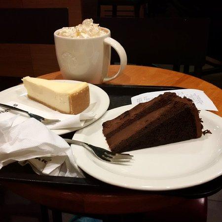 Kuchen Picture Of Starbucks Frankfurt Tripadvisor