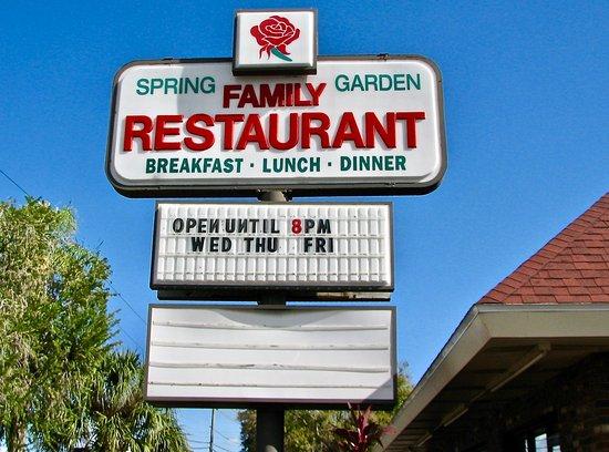 Spring garden family restaurant st petersburg restaurant reviews phone number photos for Spring garden jamaican restaurant