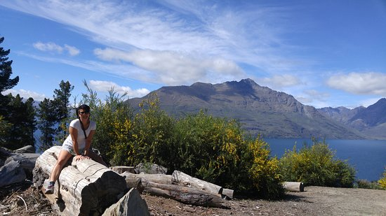 Queenstown, Nueva Zelanda: Tiki Trail