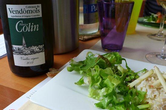 Le vin blanc bio logique qui accompagnat avec bonheur tout for Jardin gourmand lorient