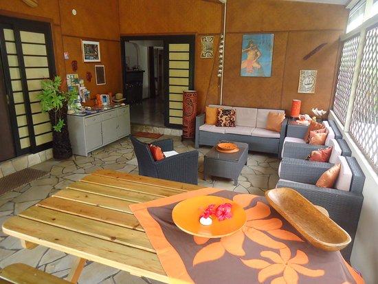 Maison D'Hotes Tutehau
