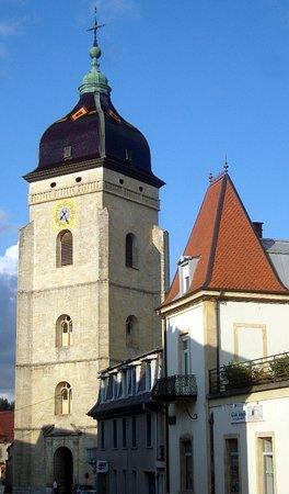 Eglise Saint-Benigne de Pontarlier