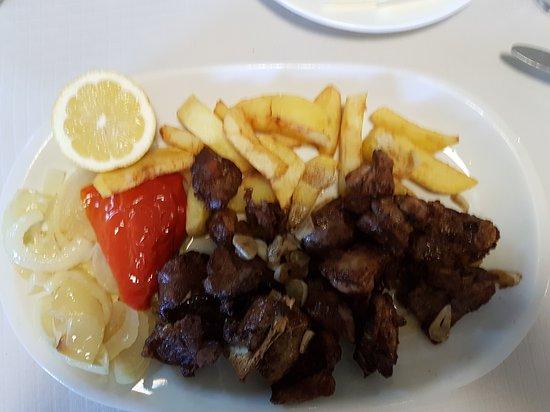 Moya, Spanje: Restaurante Sibora