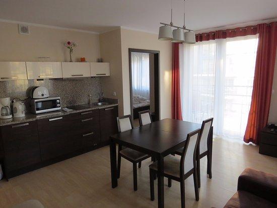 Apartamenty Nautilus: salon
