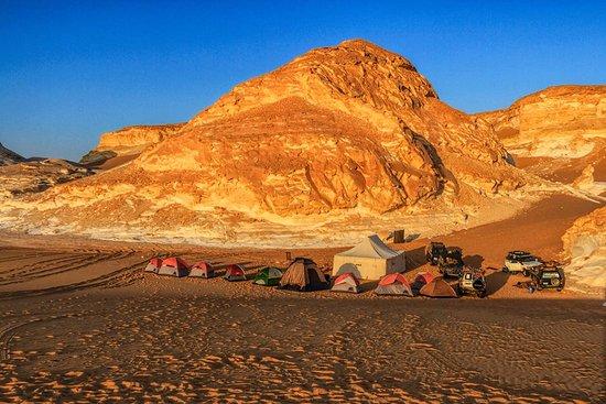 Bawiti, Egypt: Agabat area.
