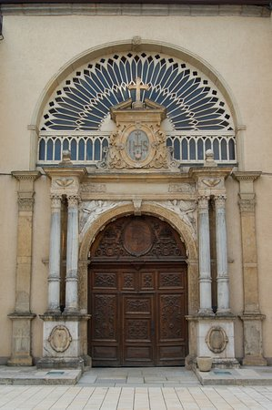 Chapelle des Annonciades de Pontarlier